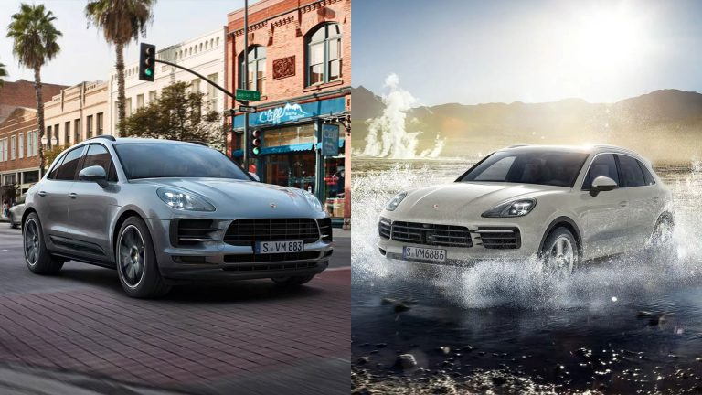 What is the difference between the Macan and Cayenne?