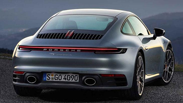 Porsche 911 992 Exterior