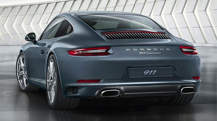 Porsche 911 991 Exterior