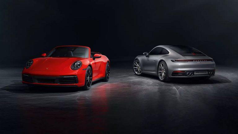 Porsche 911 Generations: 992 vs 991